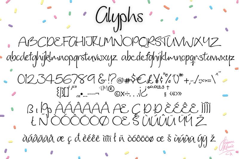 cake-amp-tarts-handwriting-font