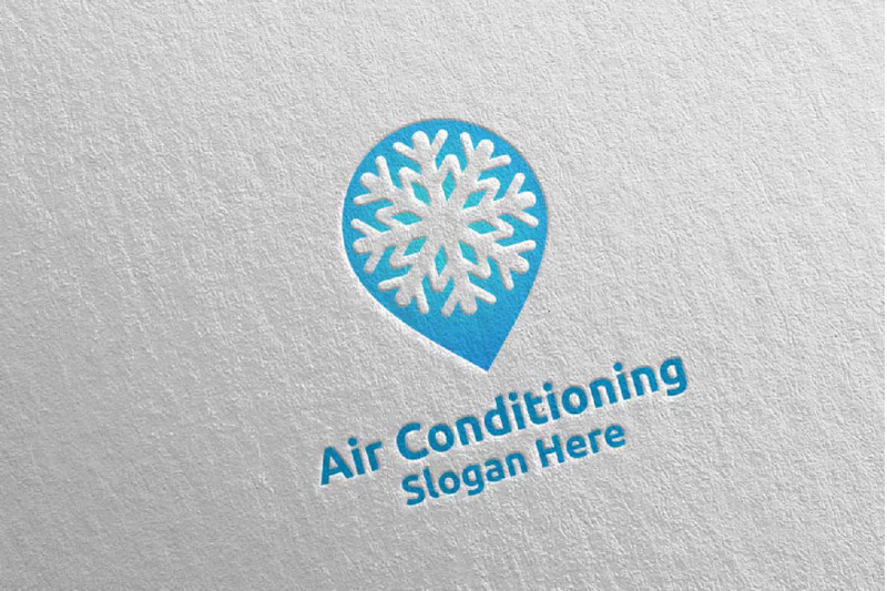 pin-snow-air-conditioning-and-heating-services-logo-25