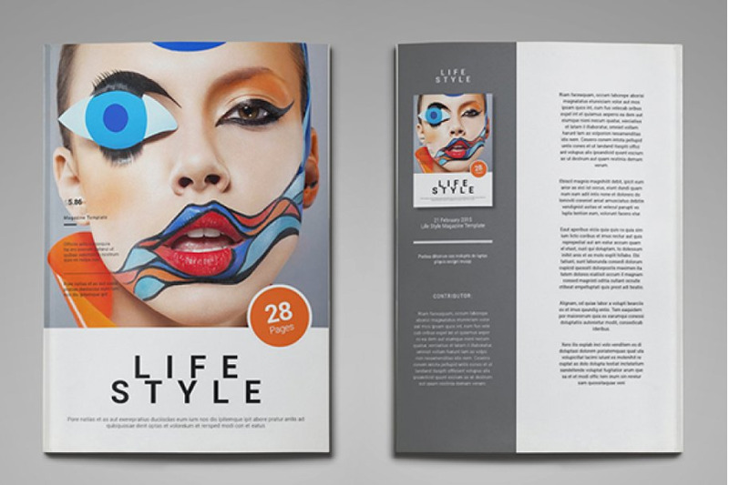 life-style-magazine-template