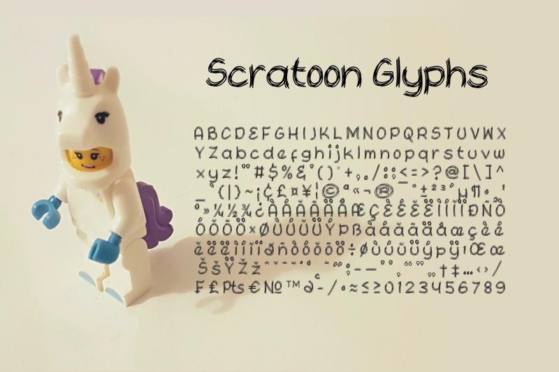 scratoon