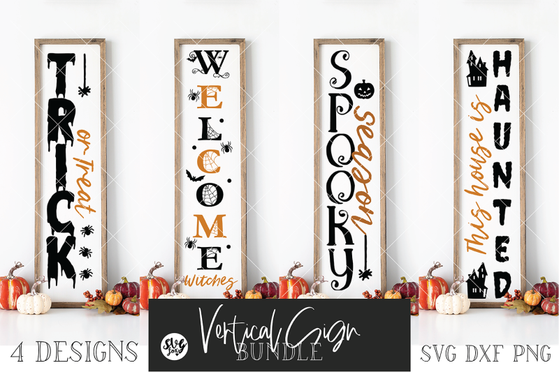 halloween-vertical-sign-bundle-vol-3