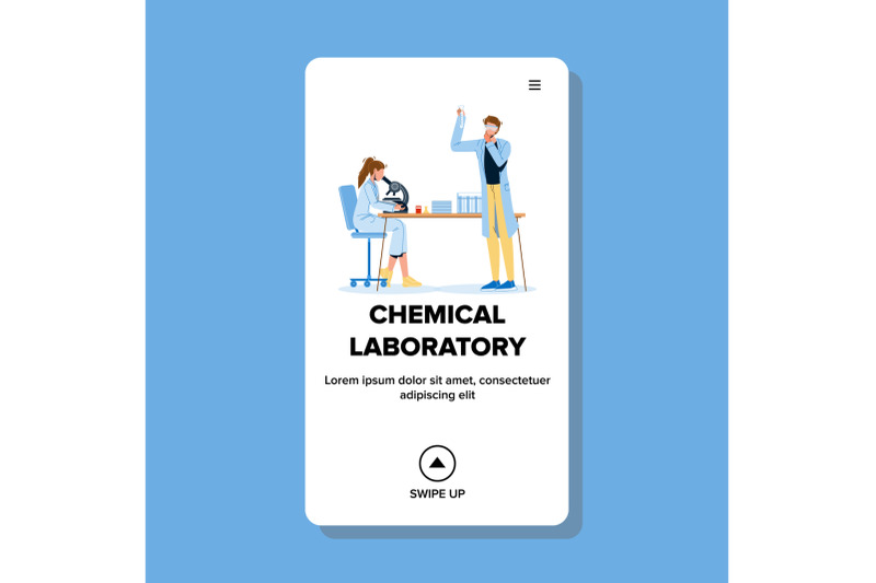 chemists-working-in-chemical-laboratory-vector-illustration