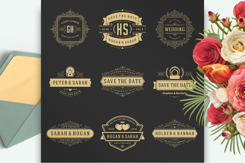 18-wedding-logos-and-badges