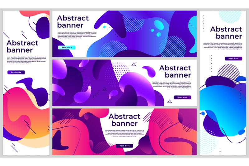 abstract-gradient-banners-gradient-fluid-flye-colored