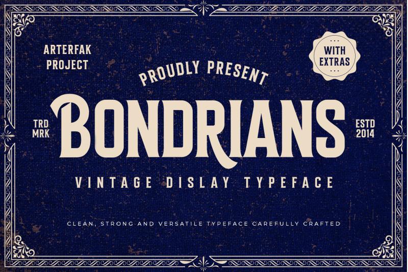 bondrians