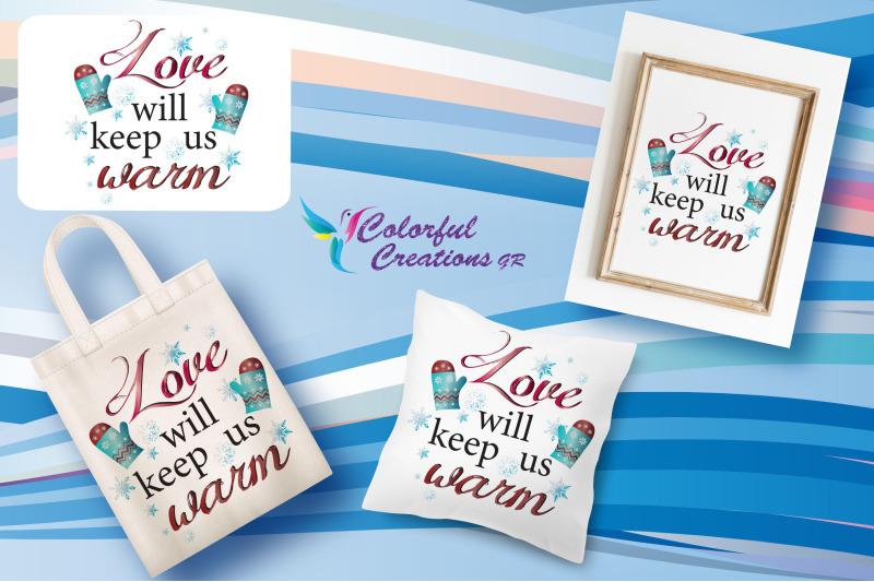 love-will-keep-us-warm-digital-stamp-love-winter-valentines-stamp