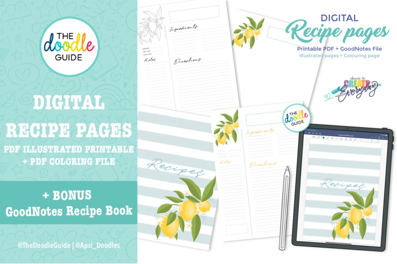 digital-recipe-pages-pdf-goodnotes