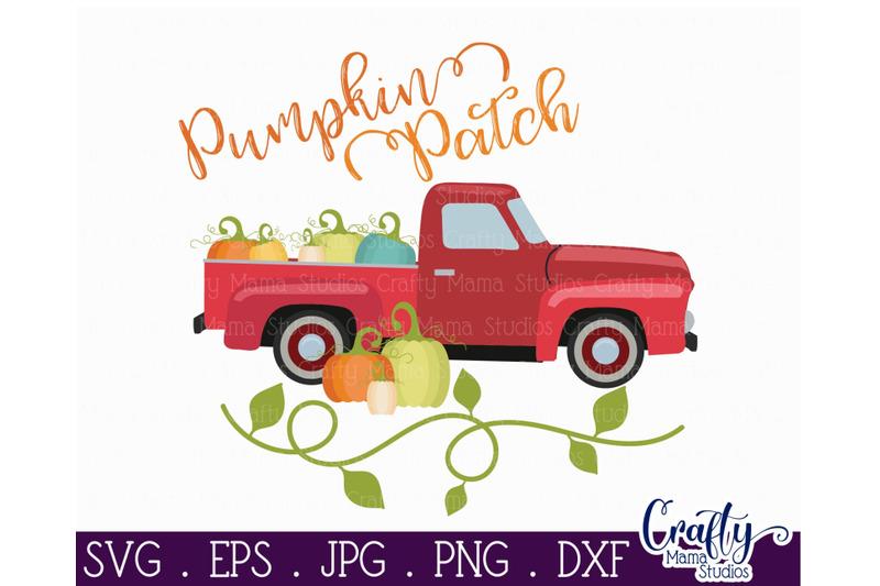 pumpkin-patch-vintage-truck-svg