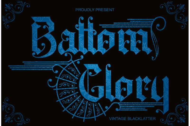battom-glory