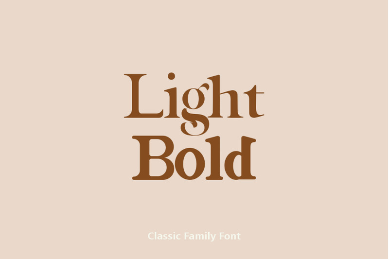 magazine-family-font