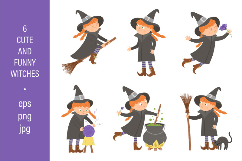 funny-witches-collection