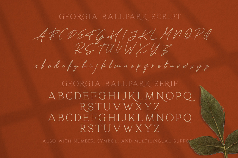 georgia-ballpark-font-duo