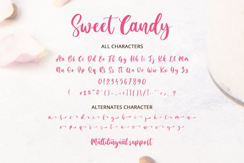 sweet-candy-script