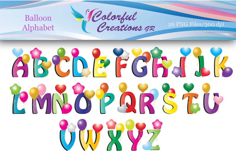 balloon-alphabet-digital-alphabet-balloon-letters-colorful-alphabet