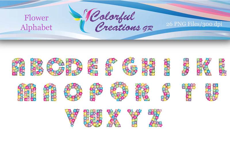 floral-alphabet