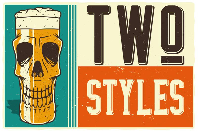 beer-time-label-font