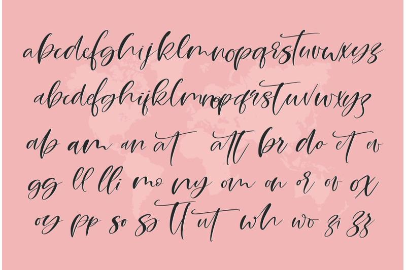 breathe-me-script-font