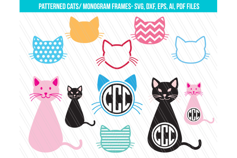 cat-svg-kitty-svg-cat-face-svg-kitten-svg-cat-monogram-svg