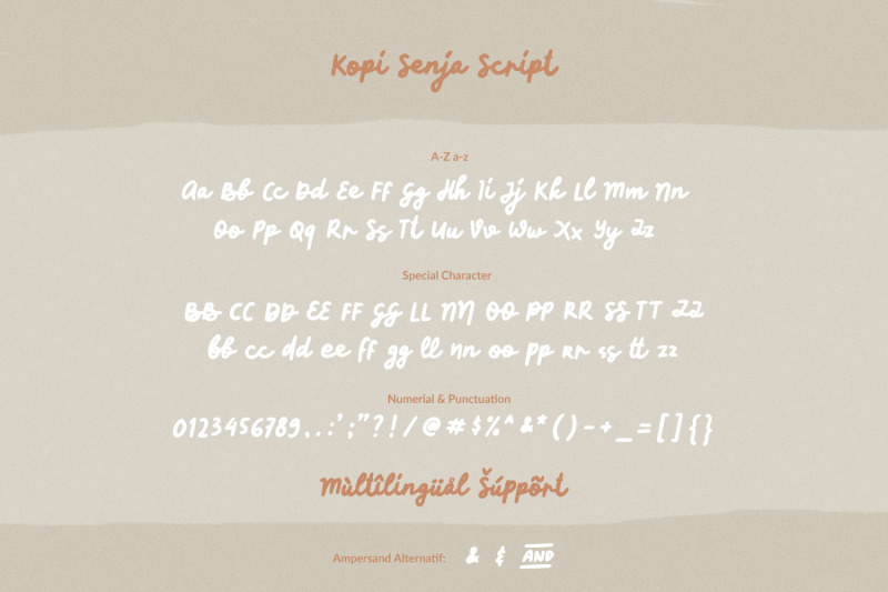 kopi-senja-font-duo