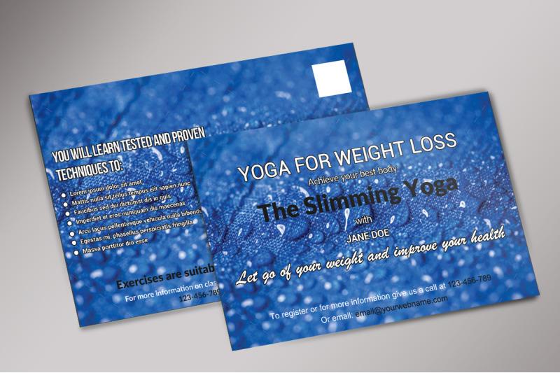 fitness-postcard