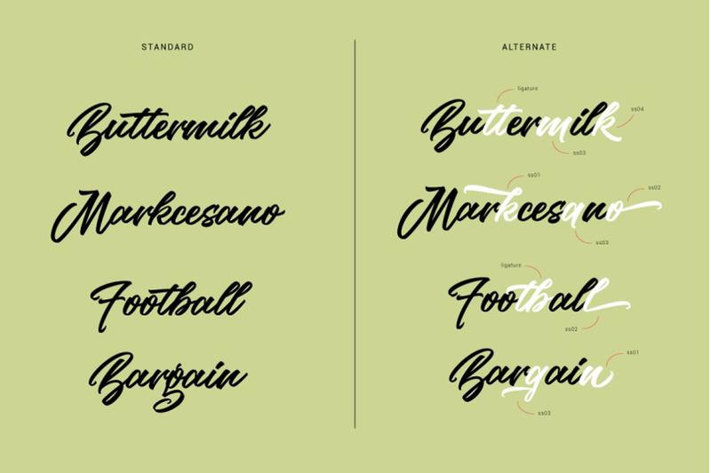 the-woofey-script-typeface