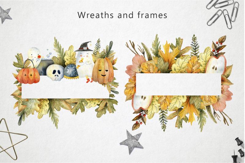 magic-halloween-watercolor-set