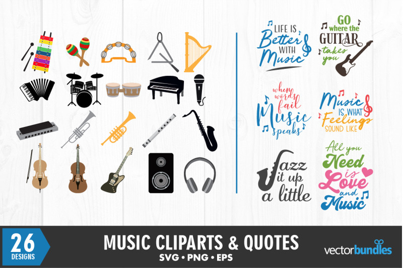 music-clip-art-and-quotes-svg