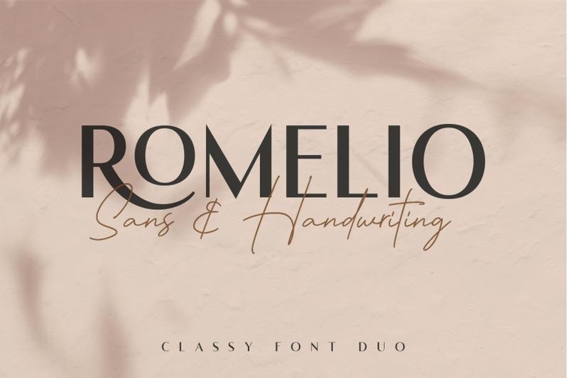 romelio-font-duo