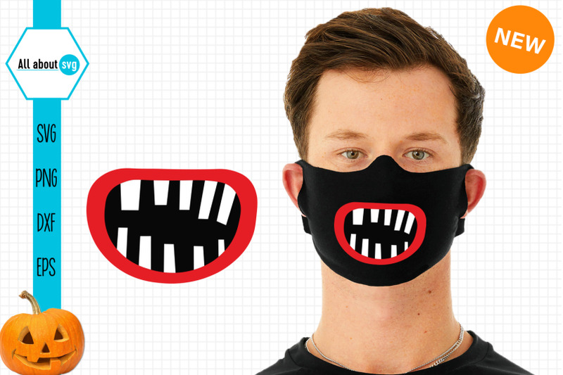 halloween-mouth-bundle-halloween-face-mask-bundle