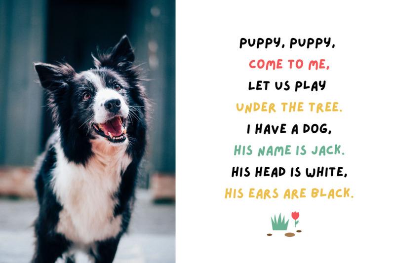lazydog-kids-font