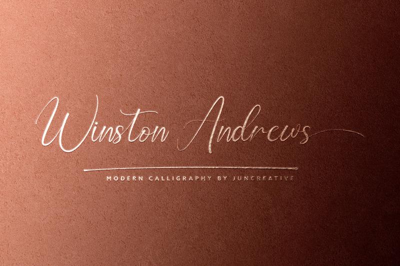winston-andrews-script-font