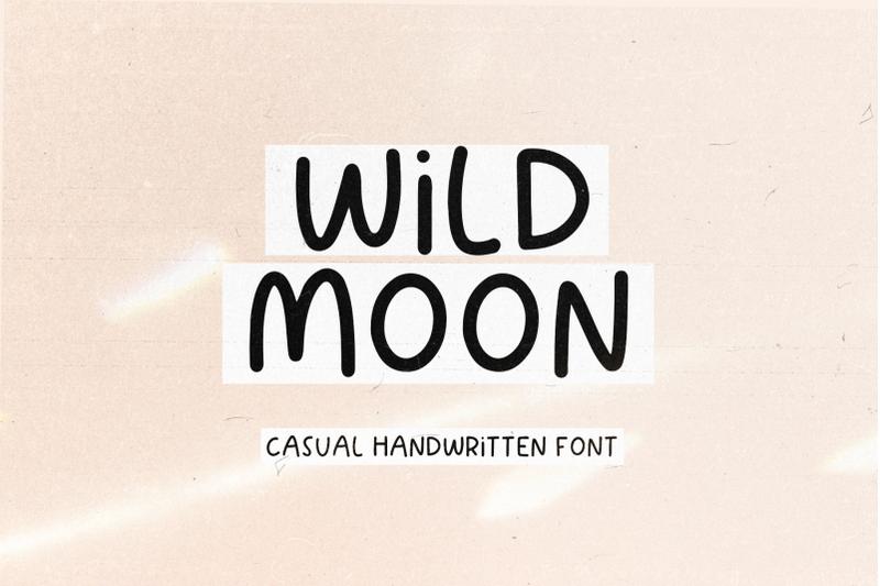 wild-moon-handwritten-font-with-extras