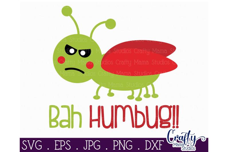 bah-humbug-svg-funny-christmas-quote