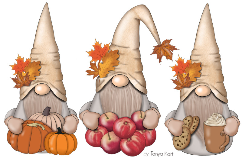 fall-nordic-gnomes-planner-icons