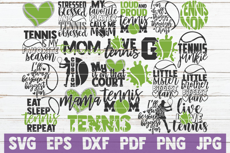 tennis-svg-bundle-tennis-mom-cut-files