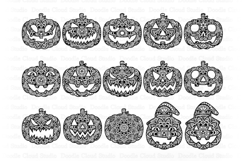 pumpkin-mandala-svg-jack-o-039-lanterns-mandala-svg-halloween-pumpkins