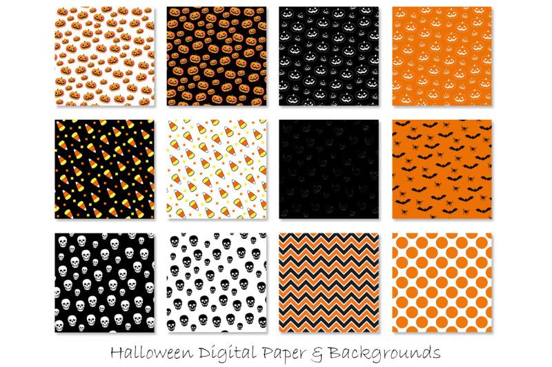 halloween-patterns-amp-digital-papers