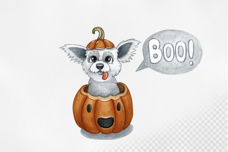 watercolor-set-halloween-dogss-6-exclusive-illustrations