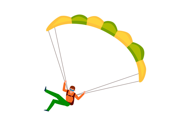 man-jump-with-parachute-active-lifestyle-hobby-extreme-professional