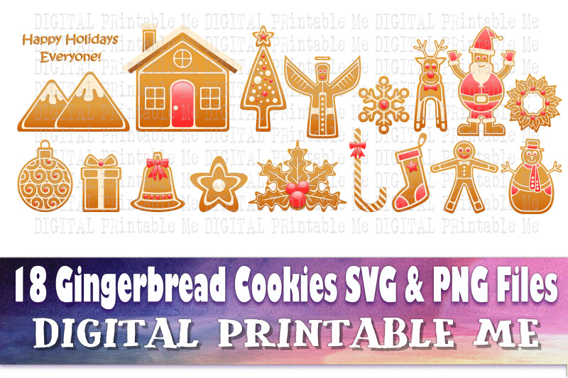 gingerbread-cookies-svg-bundle-png-clip-art-pack-18-images-pack-i