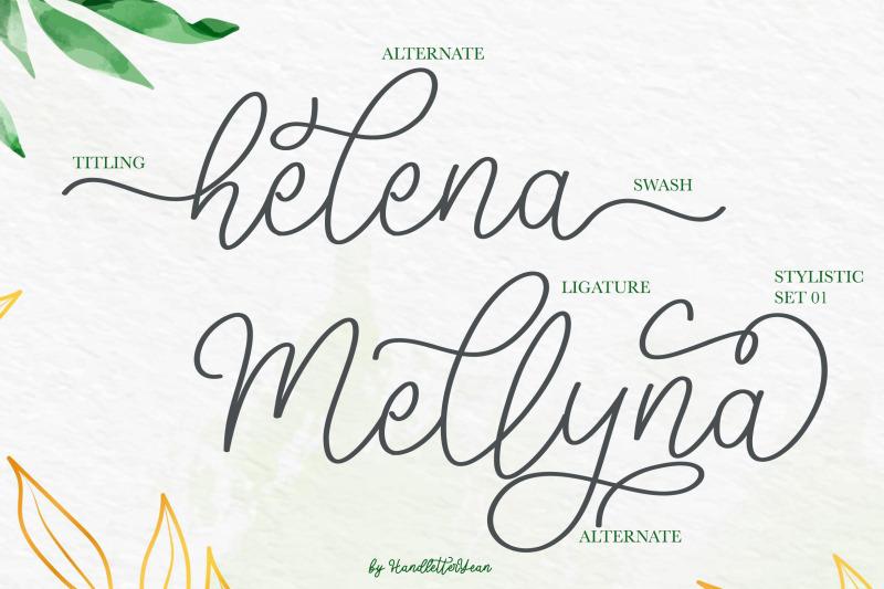 mellyna