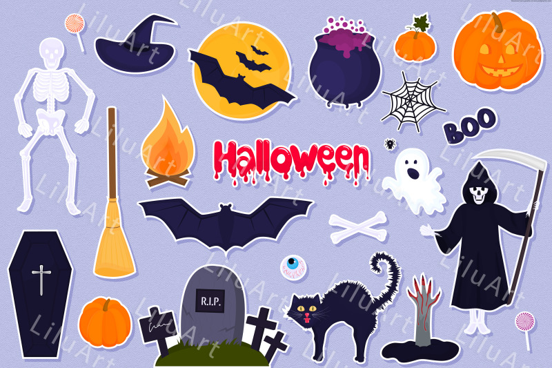 big-set-of-stickers-for-halloween