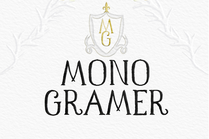 monogramer-classic-and-rustic-hand-lettered-font