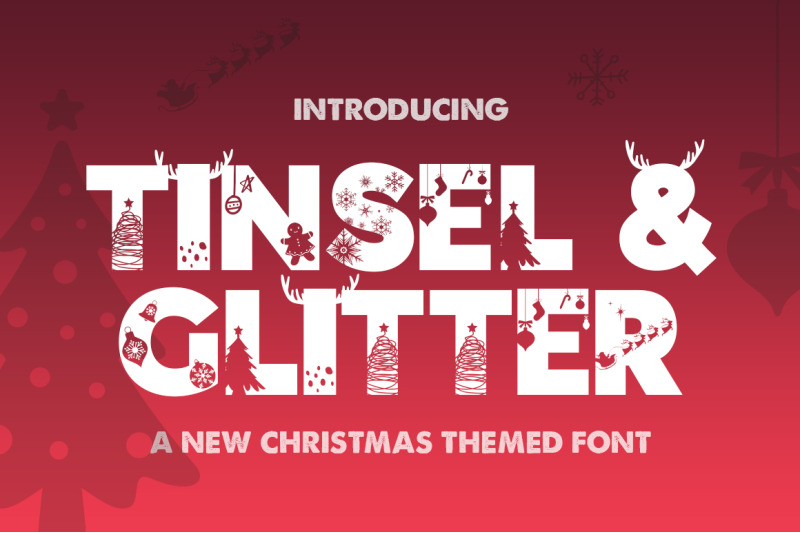tinsel-and-glitter-silhouette-fonts-christmas-fonts-santa-fonts