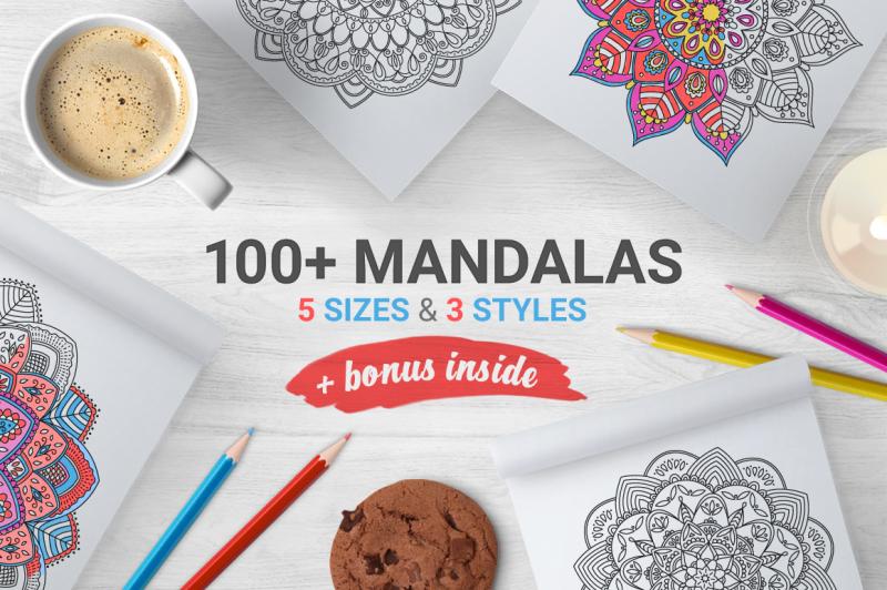100-mandalas-bonus-frames