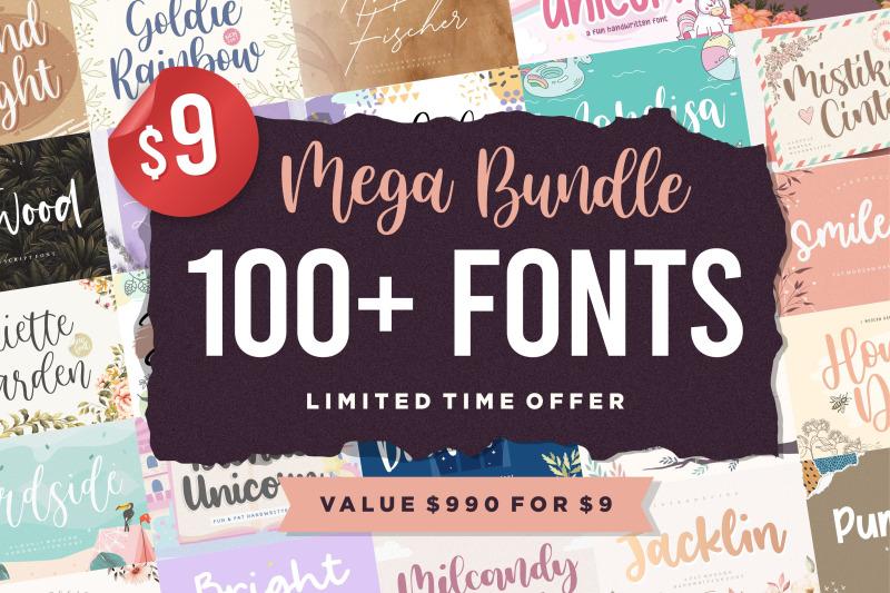 mega-bundle-100-plus-font-limited-time-offer
