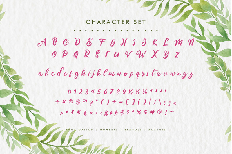 meliana-script
