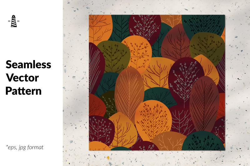 autumn-forest-seamless-pattern
