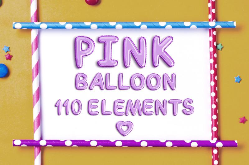 pink-balloon-alphabet-elements