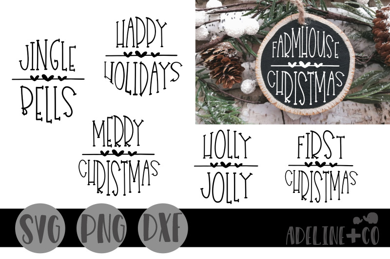 round-christmas-ornaments